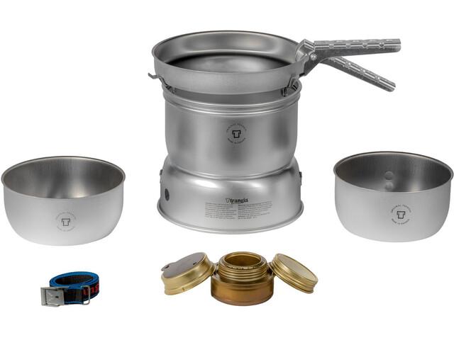 Trangia 27-21ULD Campingkoger sølv